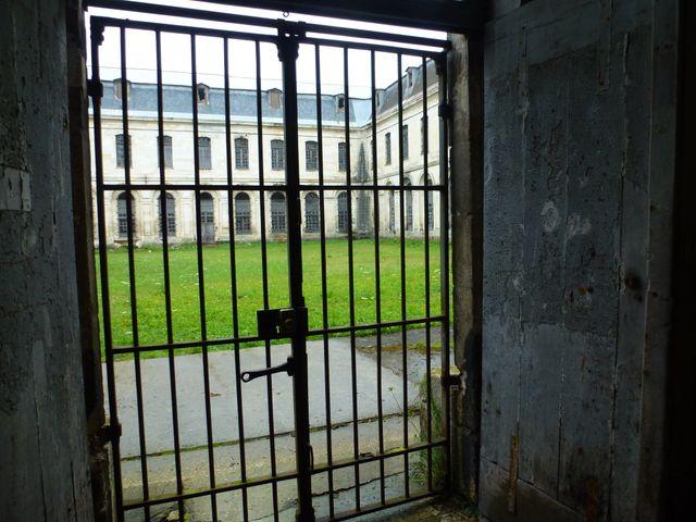 03 - L'ancien cloître qui servait de prison jusqu'en 1970