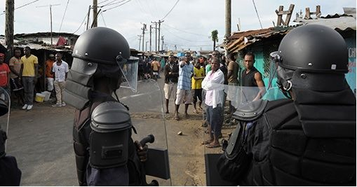 Statement on Ebola and Conflict in West Africa, 23 sept. 2014