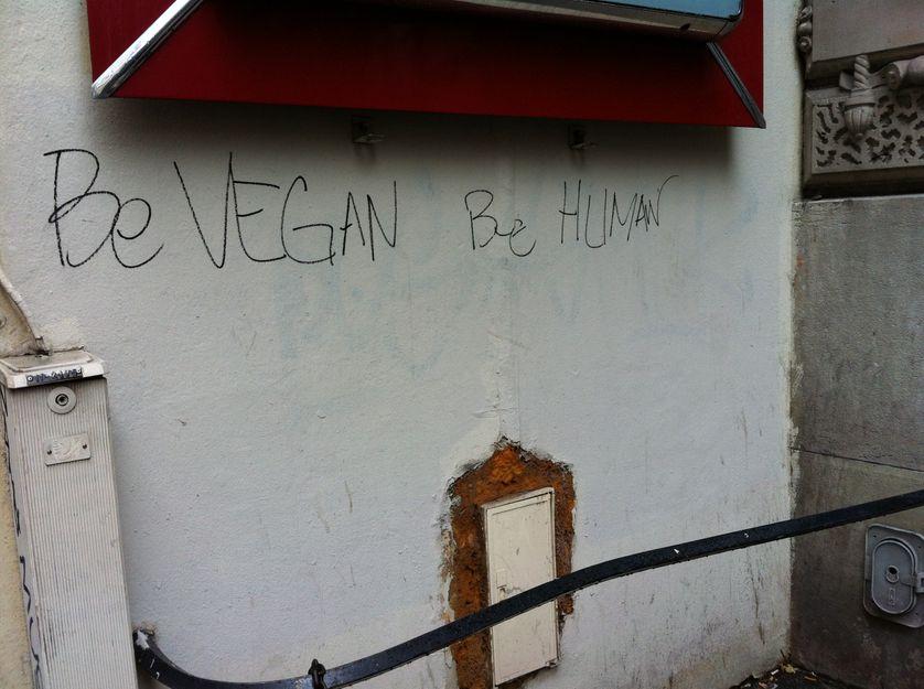 Un tag pro-vegan