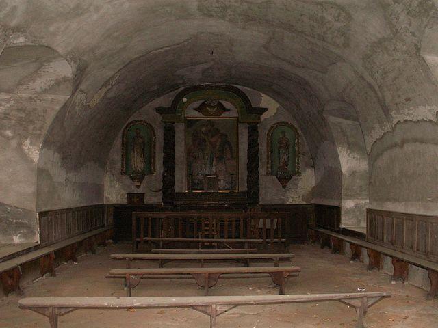 Sainte-Florine (Haute-Loire) - Chapelle