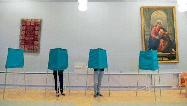 On a voté en Suède