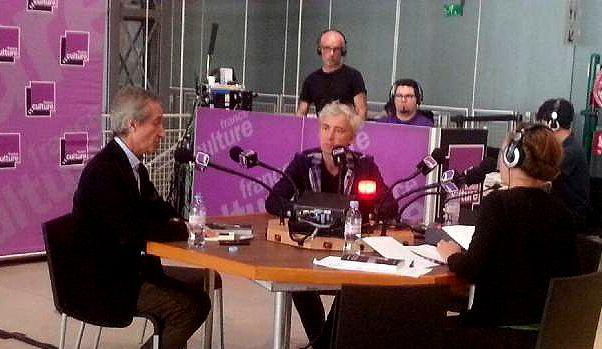 Bernard Blistène, Hadrien Laroche et Caroline Broué