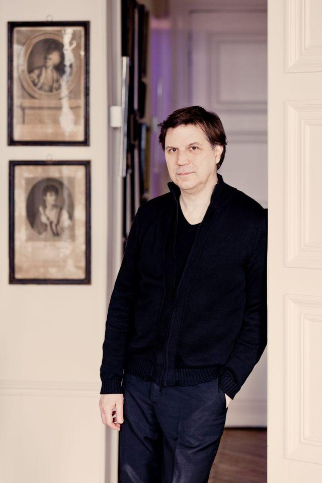 Skip Sempé, chef d'orchestre et claveciniste