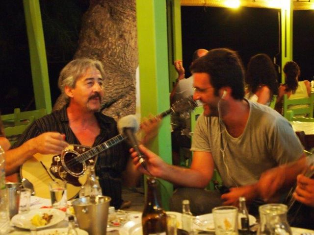 Giv Anquetil et Nicolas Syros