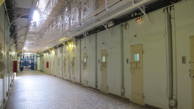Prison de la Santé - Rembobinez