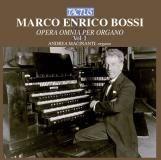 CD Complete Organ Works Vol.1 - LABEL TACTUS TC.862711