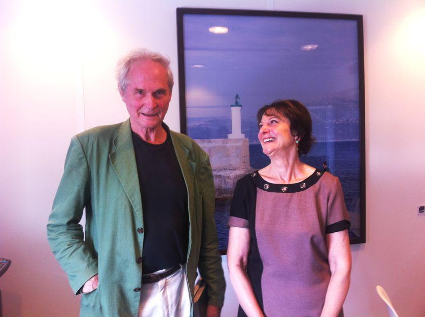 Catherine Francblin et JP Raynaud
