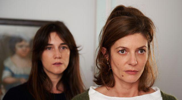 Charlotte Gainsbourg et Chiara Mastroiani