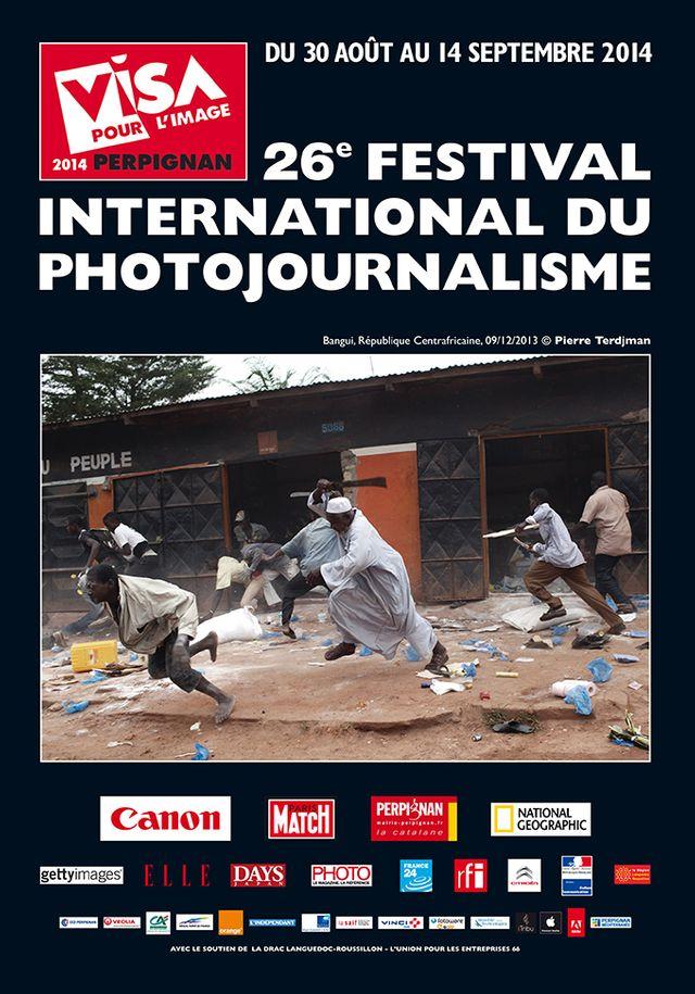 Visa pour l'image2014 -  Perpignan