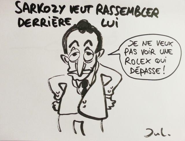 Jul Sarkozy Rolex
