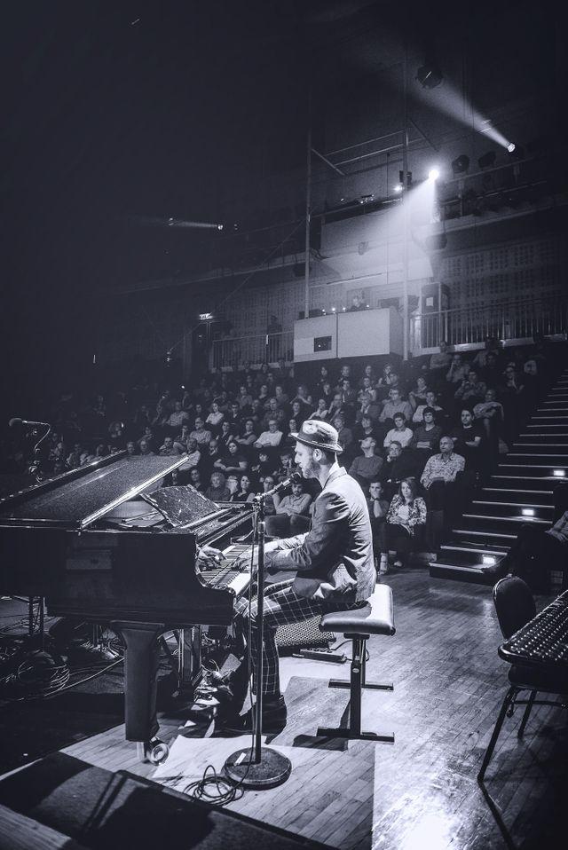 Pierre Lapointe | Partons en live