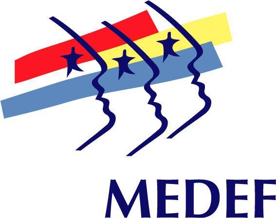 Logo du Medef