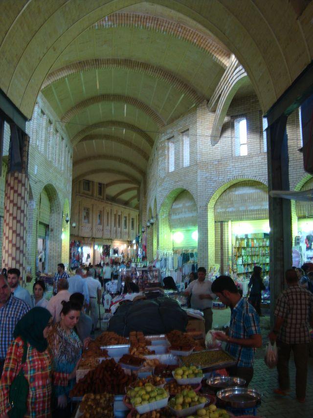 Kurdistan - bazar