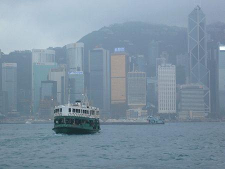 Hong-Kong en 2010