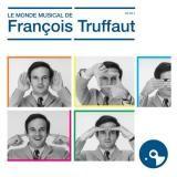 """Photos pochette """"Le monde musical de François Truffaut"""""""