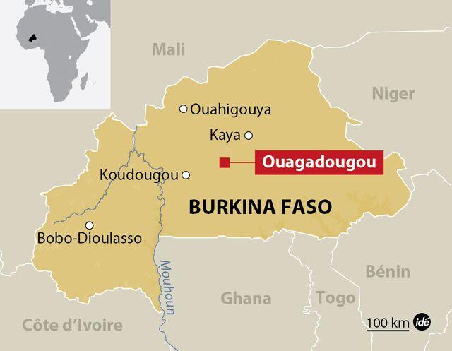 Burkina Faso ide