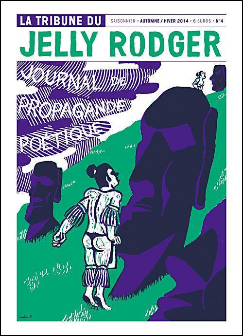 La Tribune du Jelly Rodger N° 4 (Automne-hiver 2014)