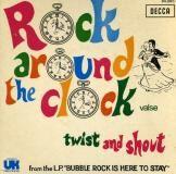 round around the clock