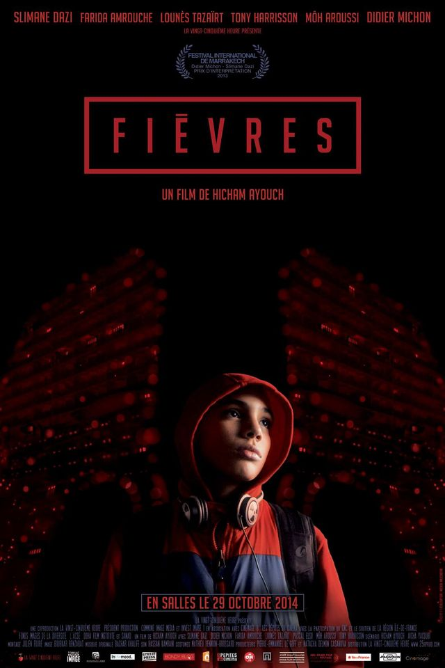 Fièvres d'Hicham Ayouch, sortie le 29 Octobre 2014