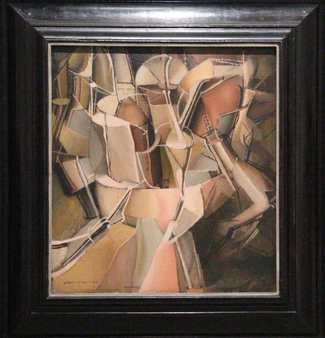 Marcel Duchamp - Passage de la vierge à la mariée