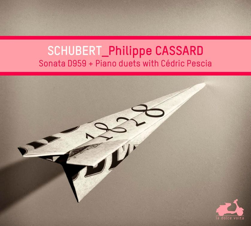 Schubert, Philippe Cassard