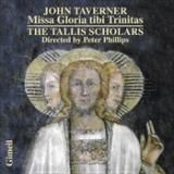 The Tallis Scholars - direction Peter Phillips - CD label CDGIM 045