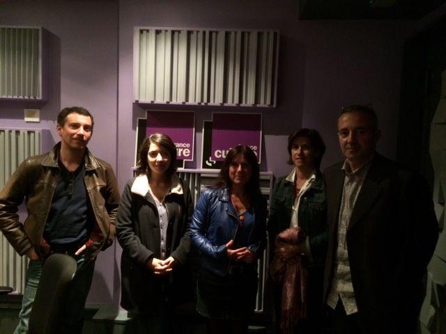 Nicolas Jacquard, Sara-Lou Cohen, Patricia Tourancheau, Mariette Darrigrand, Frédéric Barreyre