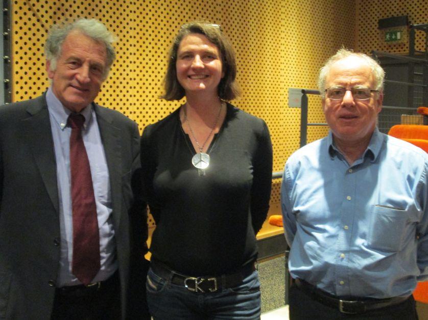 René Frydman, Laure Rondi-Reig, Sidney Wiener