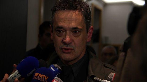 Frédéric Marin, le père d'Agnès, soulagé ce vendredi à l'issue des deux semaines de procès