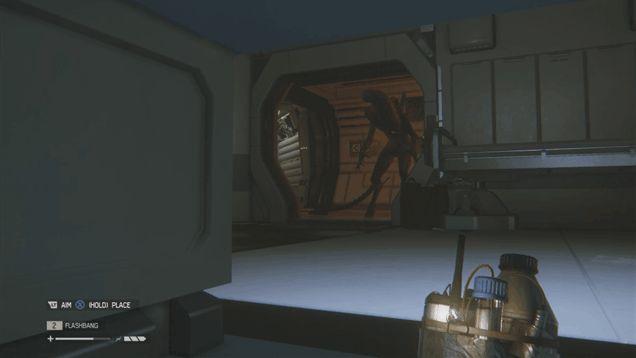 Alien : Isolation GIF