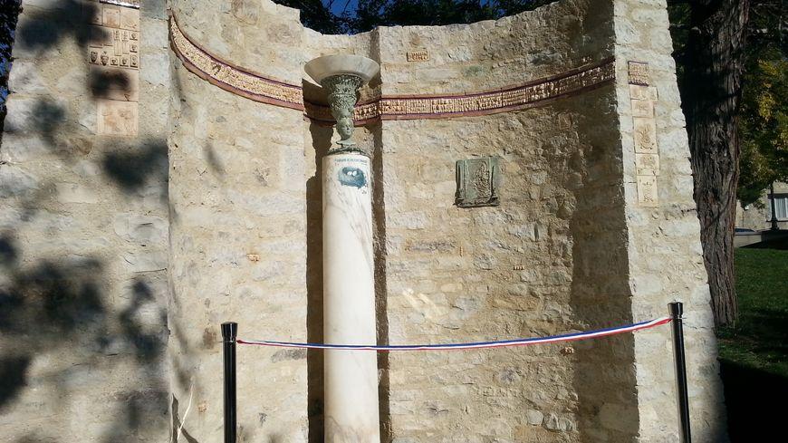 Le Mémorial à la résistance civile de Dieulefit dans la Drôme