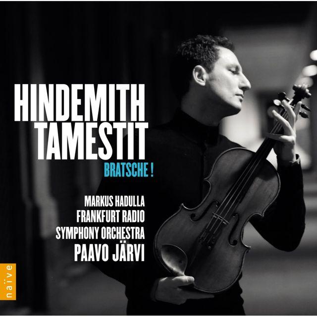 """Tamestit-Hindemith """"Bratsche!"""" (2013)"""