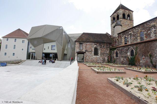 Le MuPop, musée des musiques populaires de Montluçon