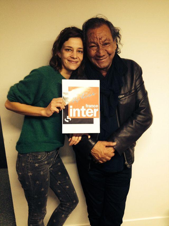 Tony Gatlif et Céline Sallette