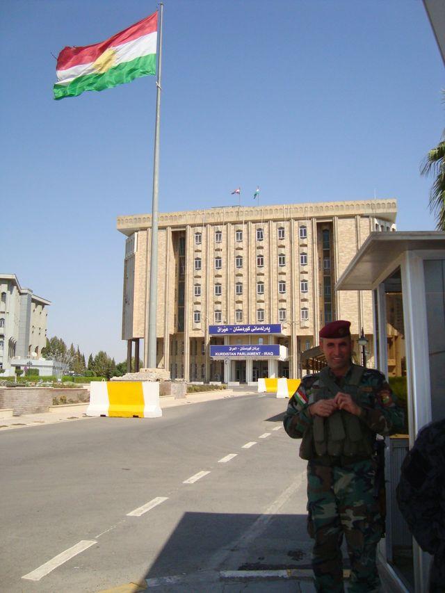 Kurdistan - parlement
