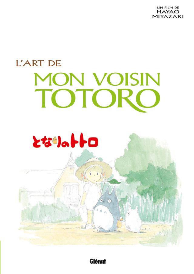 """L'art de """"Mon voisin Totoro"""" (studio Ghibli)"""