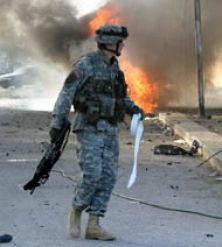 GI en Irak