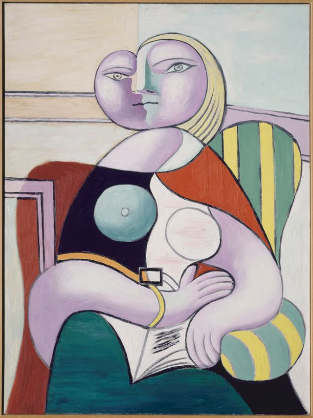 Picasso Musée National  tableau 2