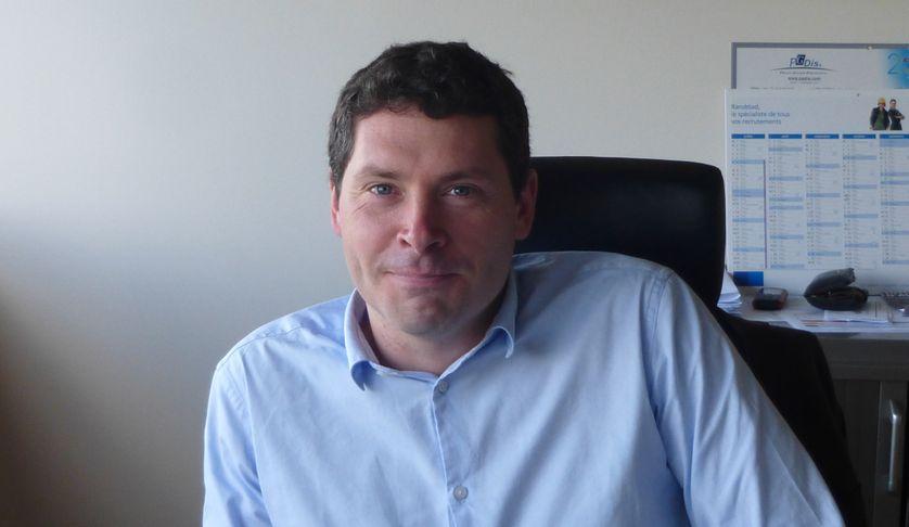 Jérémie Jacquart, PDG du cabinet du bureau d'études clermontois Euclid
