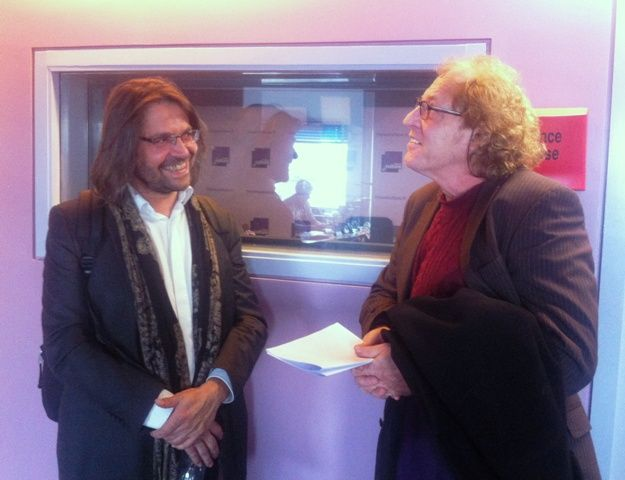 Christian Ingaro et Frédéric Joignot