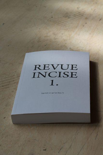 revue incise
