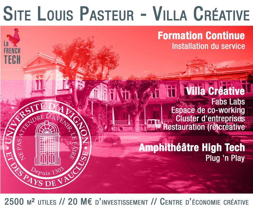 Projet Site Pasteur