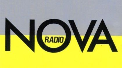 Logo de Radio Nova à sa création en 1981