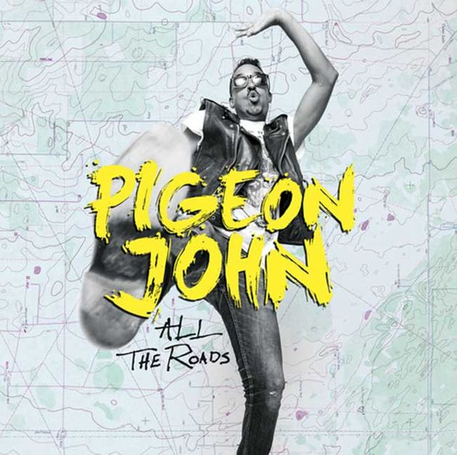 pigeon john all the roads