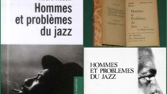 Les trois éditions du livre de André Hodeir