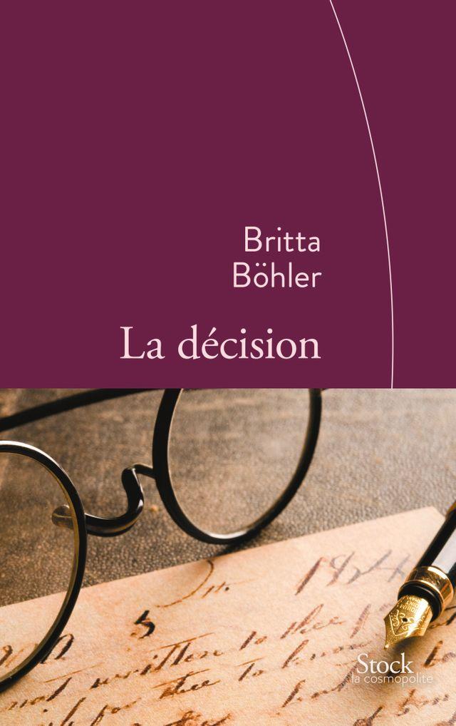 La décision Britta Bohler