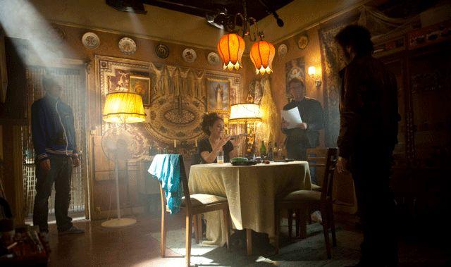Le tournage de Le Mac (2010)