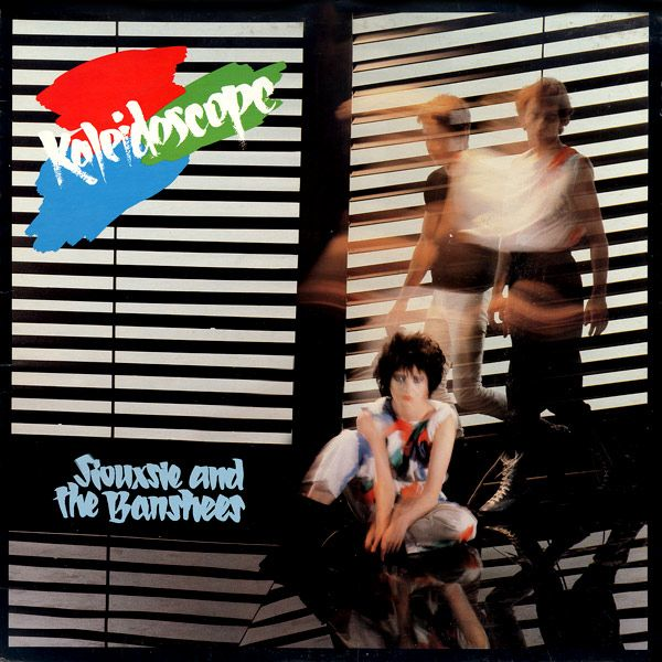Siouxsie and the Banshees avec Kaleidoscope