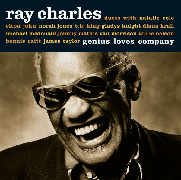 Visuel CD - Genius Loves Company - Ray Charles