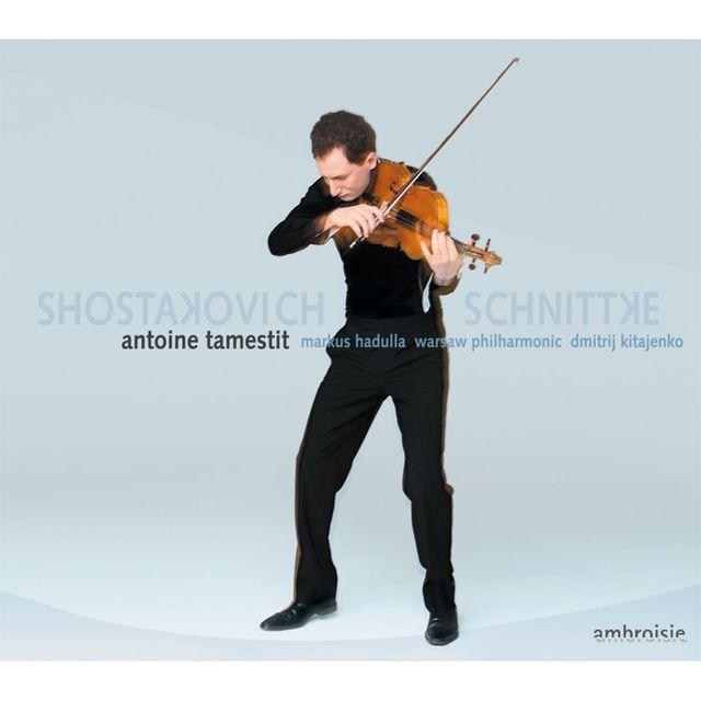 Tamestit-Shostakovich-Schnittke (2008)